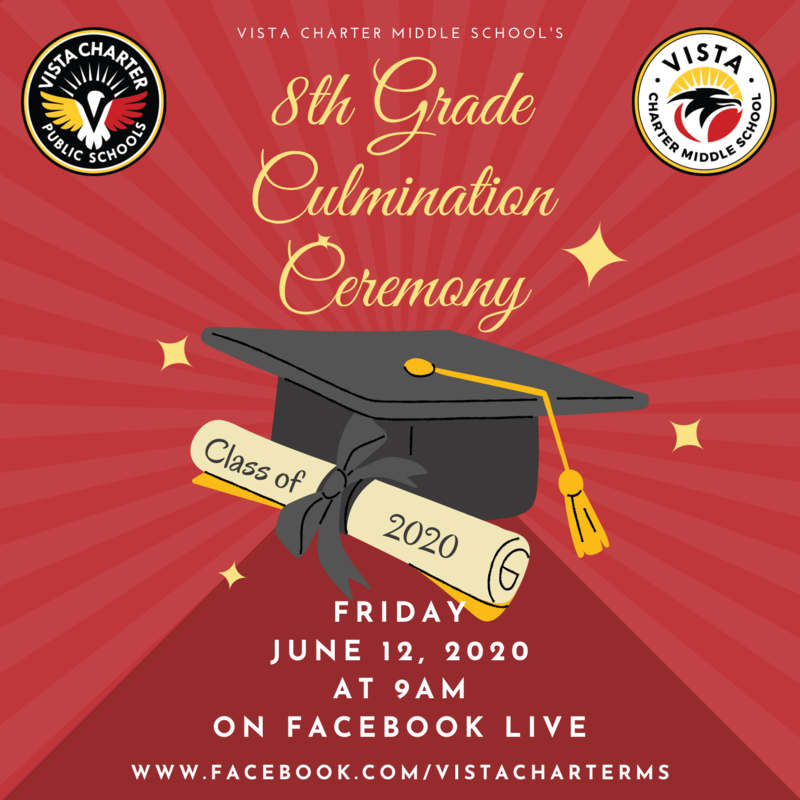 8th grade culmination flyer