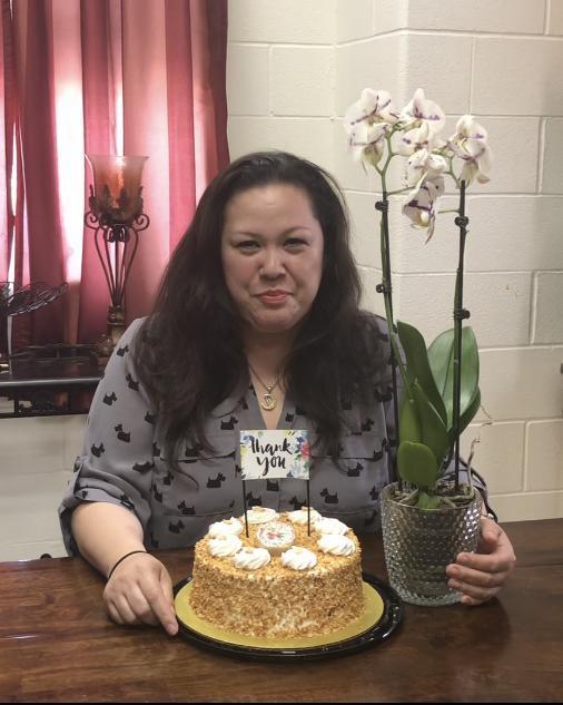 Thank you! Ms. Cisneros. Thumbnail Image
