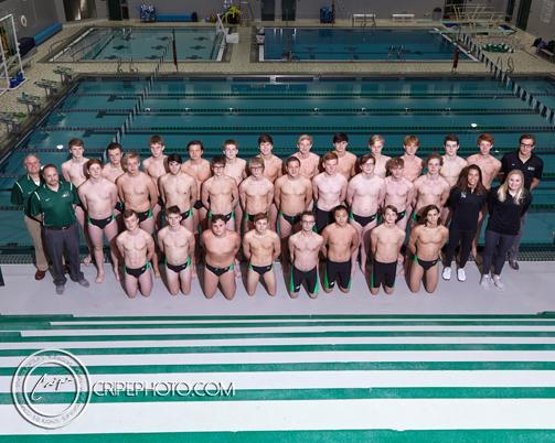 Boys Swimming 2018-19