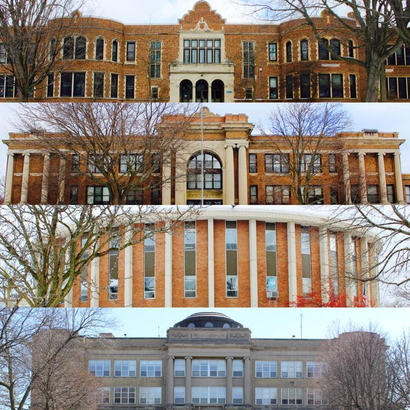 four schools