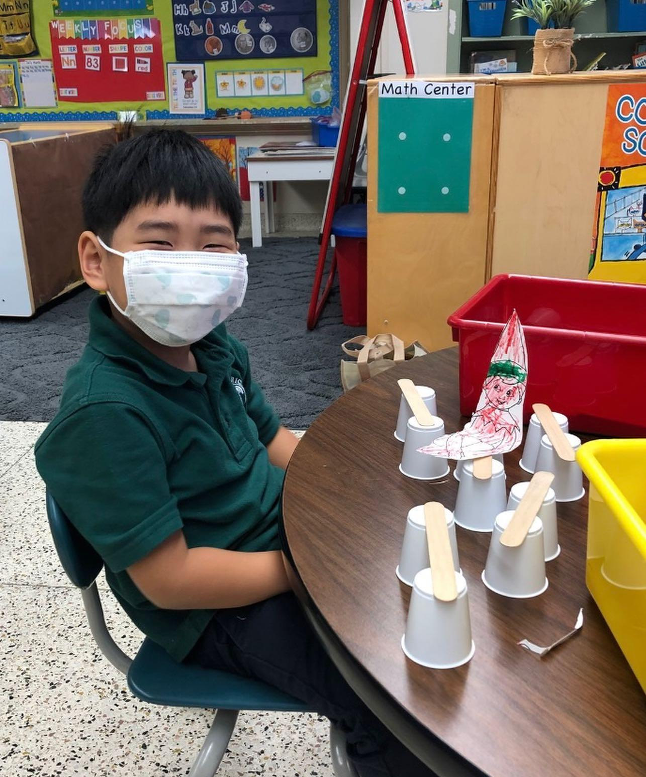 Early Childhood STREAM projects