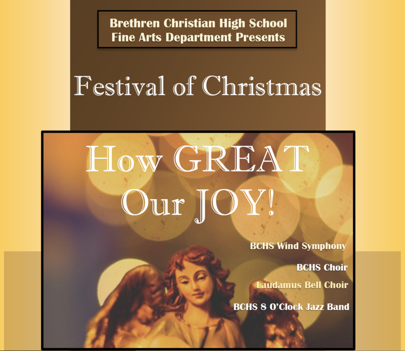 Festival of Christmas Featured Photo
