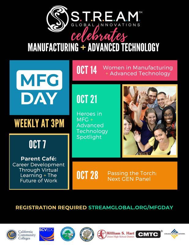 Manufacturing Month Webinars
