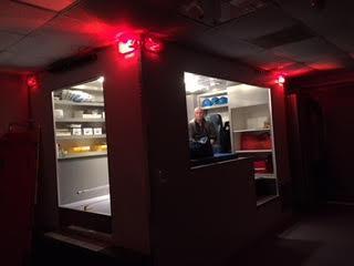 EMT demo ambulance