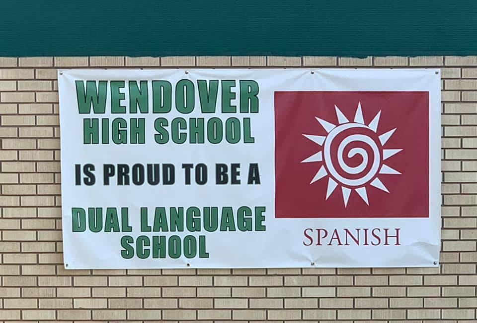 WHS Spanish Banner