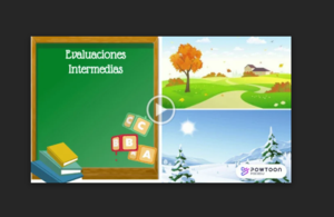 Evaluaciones Intermedias - Espanol
