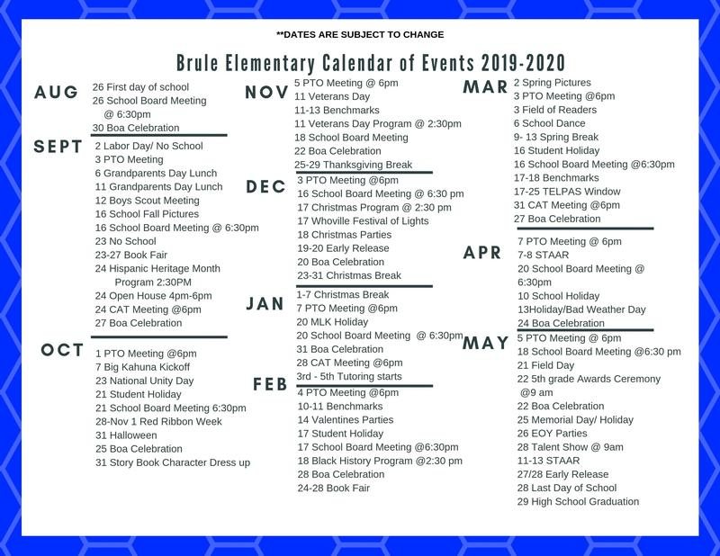 Events Calendar Featured Photo