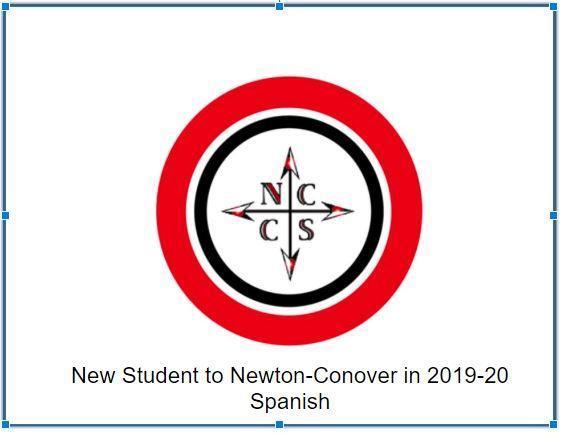 New Student Enroll 2019-20 Spanish