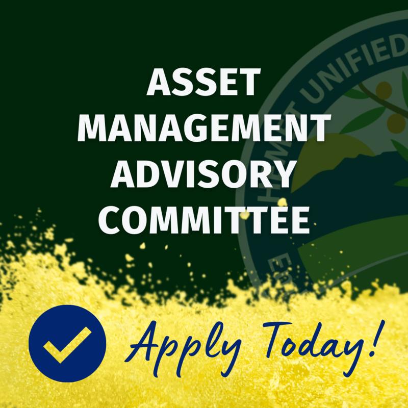Asset Management Advisory Committee