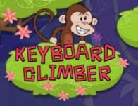 keyboard climber