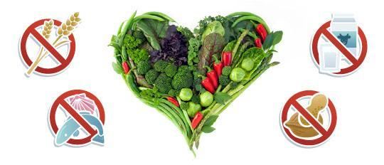 Special dietary needs