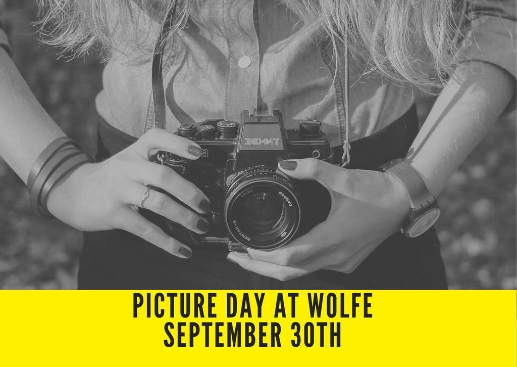 Picture Day at Wolfe