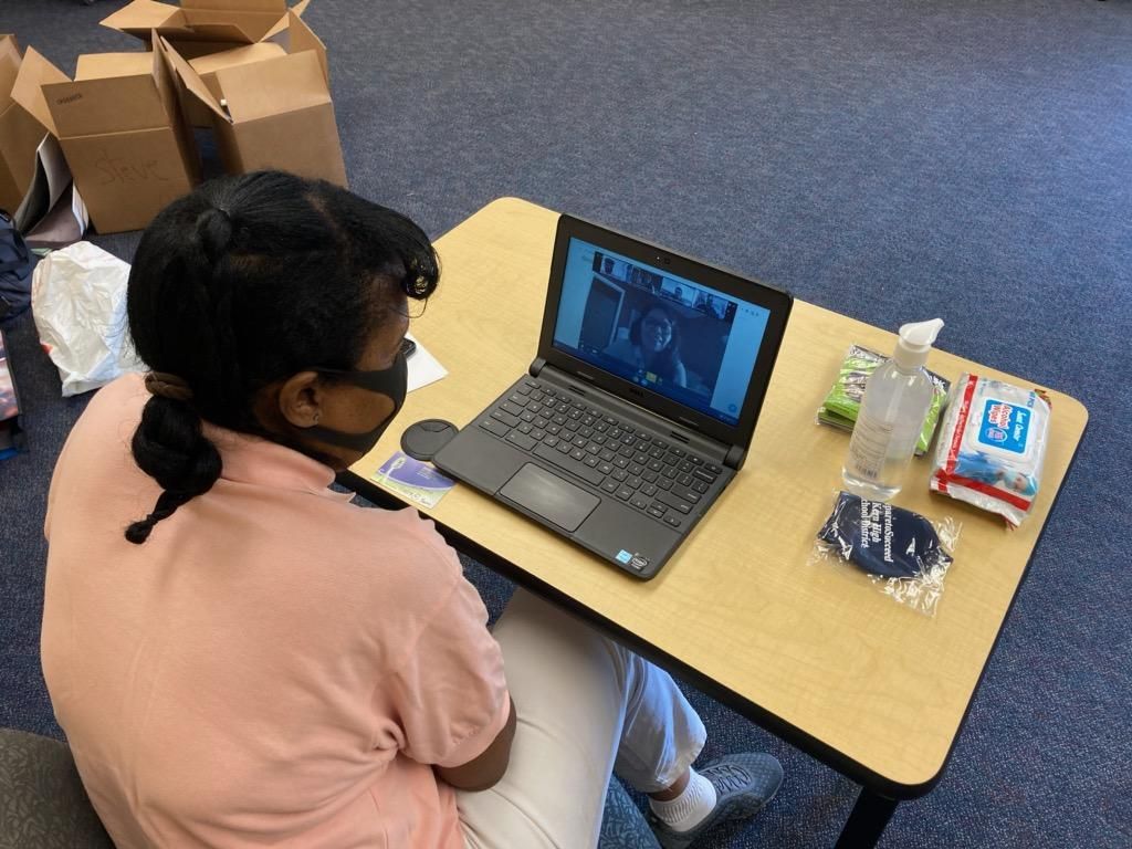 Distance Learning Back to School