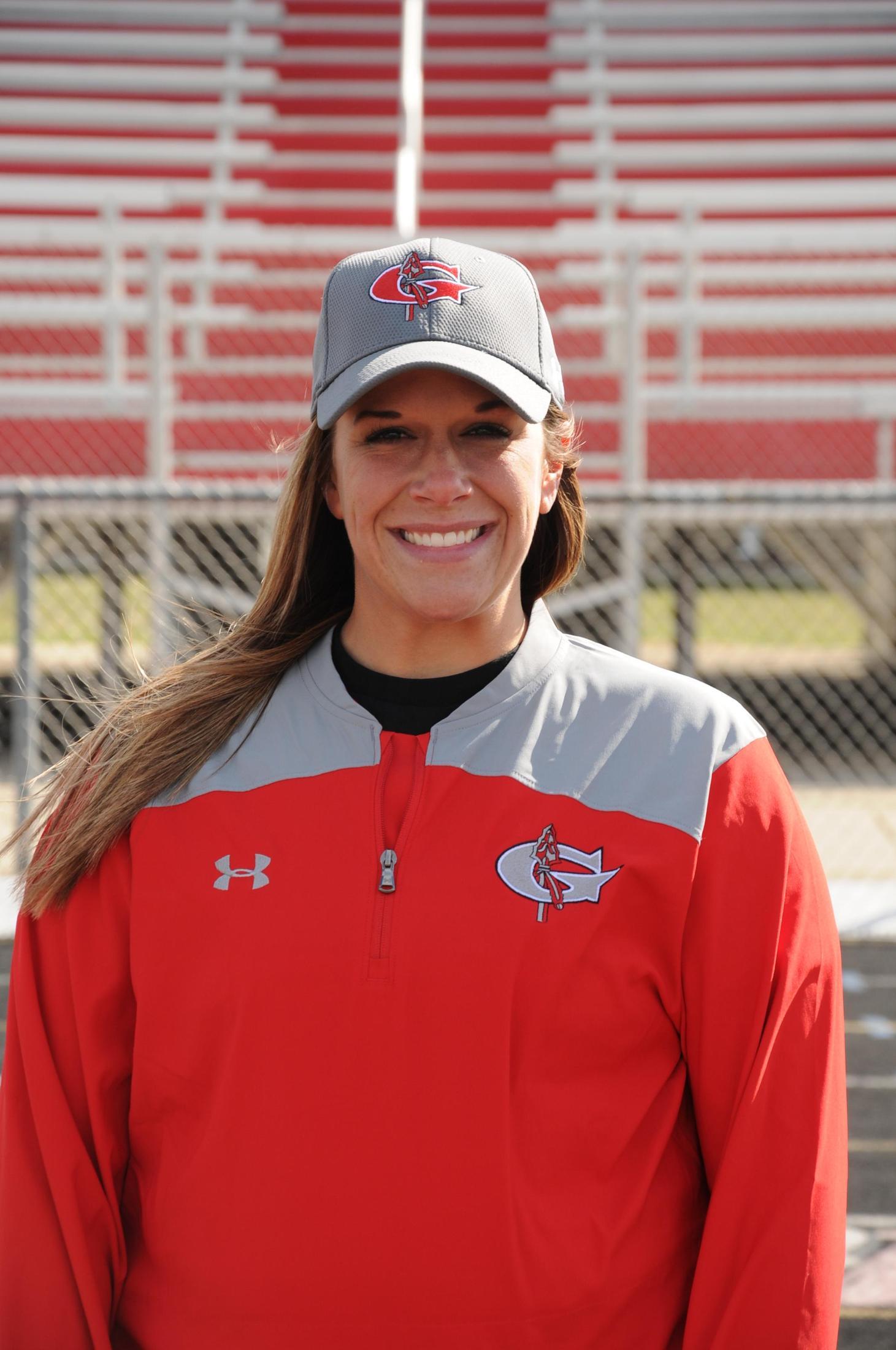Asst. Coach Tucker