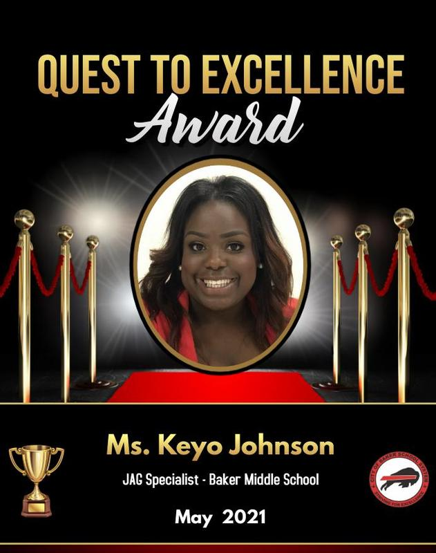 Keyo Johnson Quest to Excellence