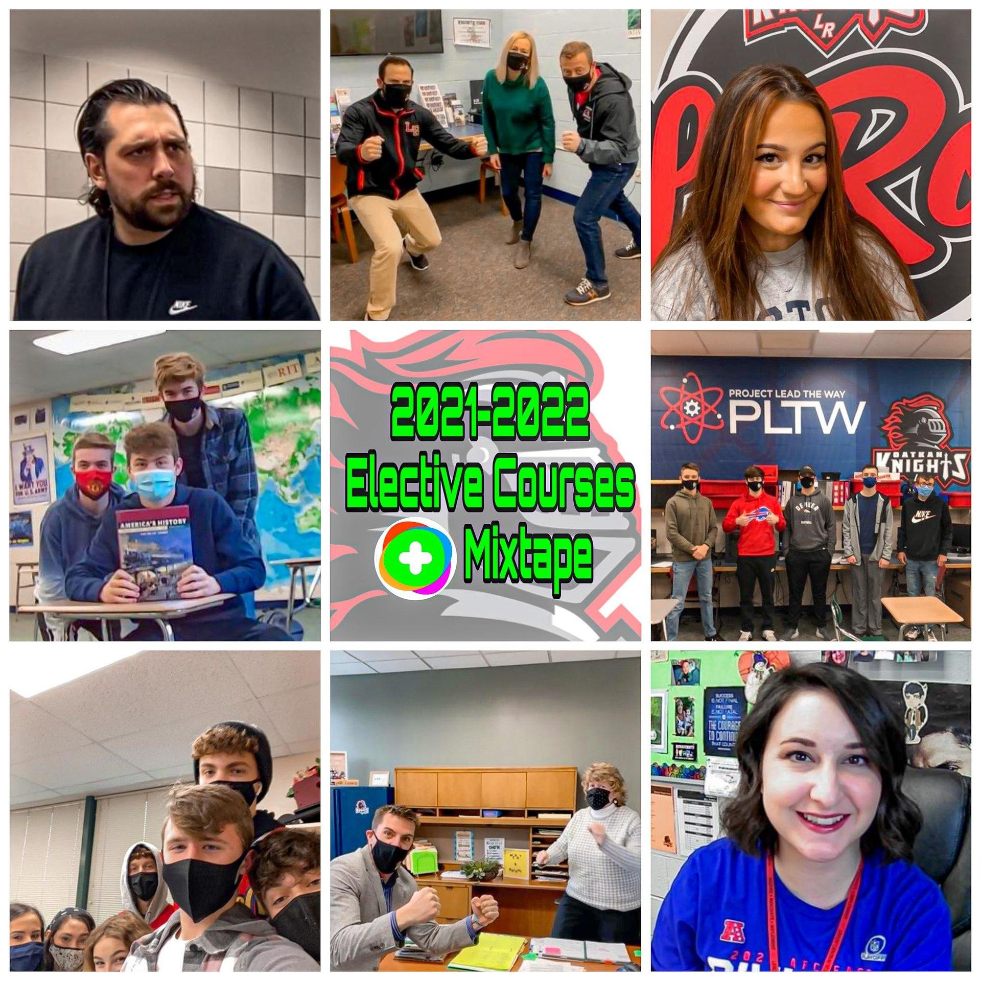2021-2022 Electives Opportunities Flipgrid