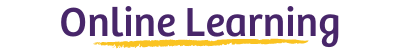 online learning header