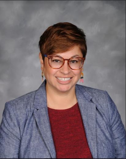 Polk Principal Veronica Raigoza