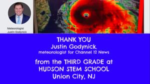 Thank you Mr. Justin Godynick graphic