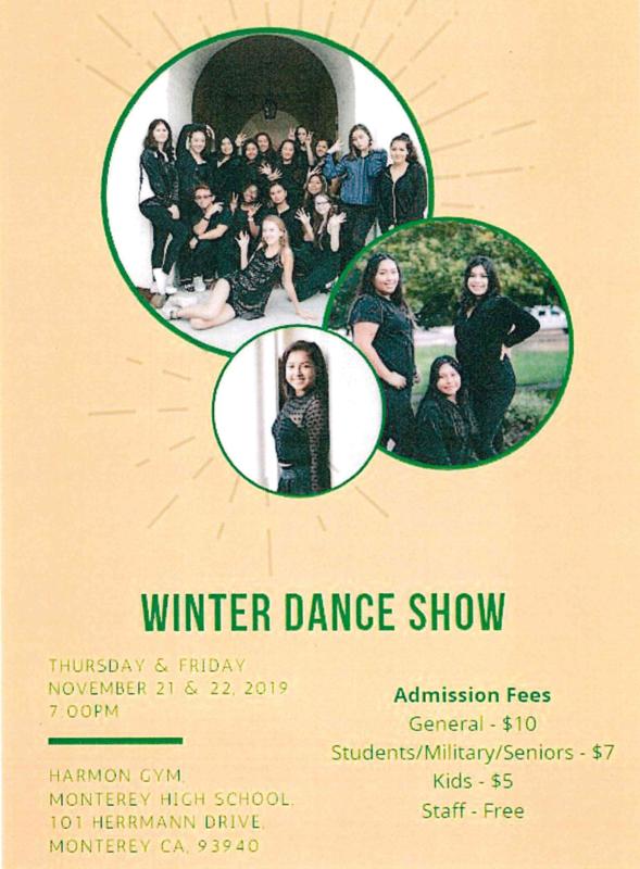 Winter Dance Show