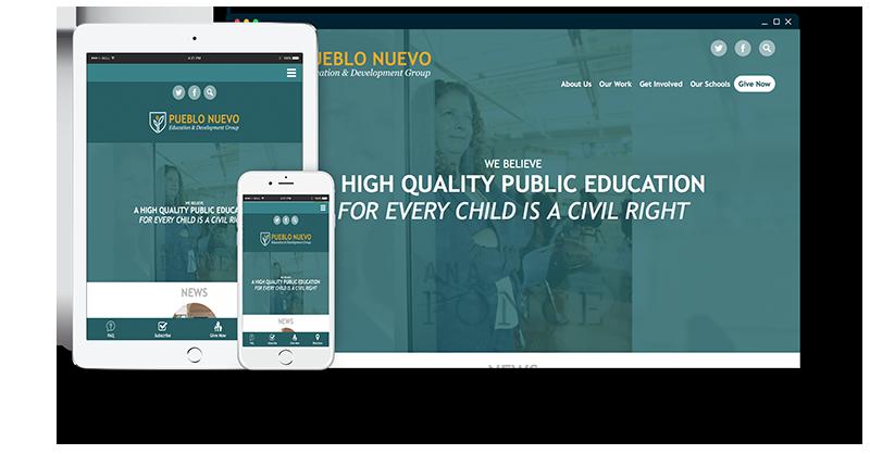 Pueblo Nuevo Education & Development Group