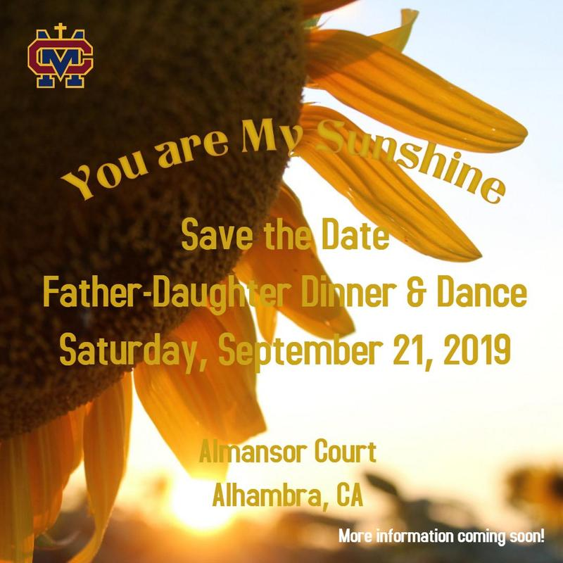 Save the Date for Father-Daughter Thumbnail Image