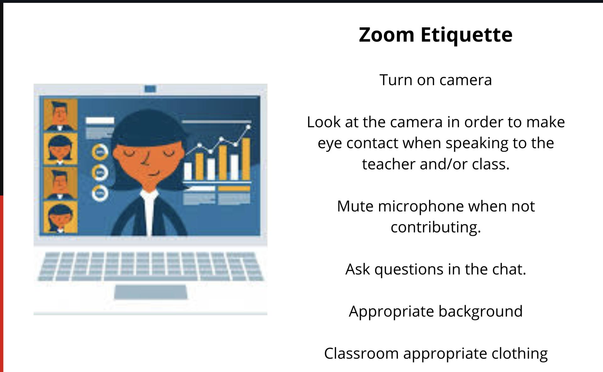 zoom etiquet