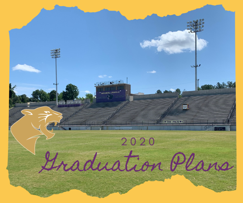 2020 Graduation Plans Announced