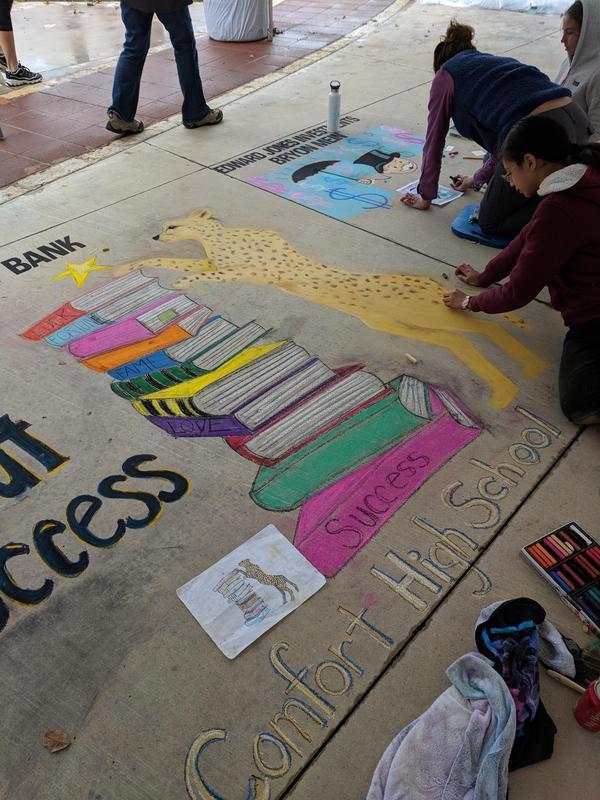 Art Chalk Festival