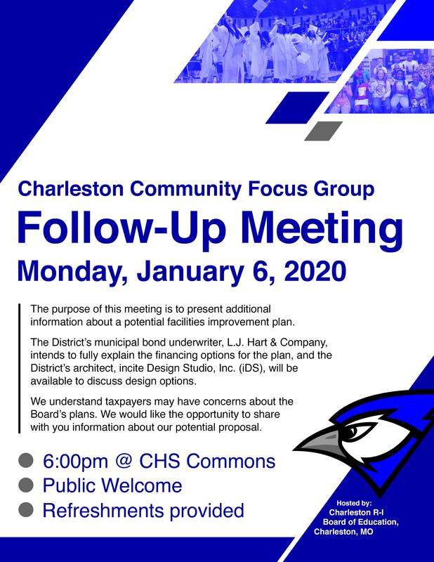 Follow-Up Meeting Flyer