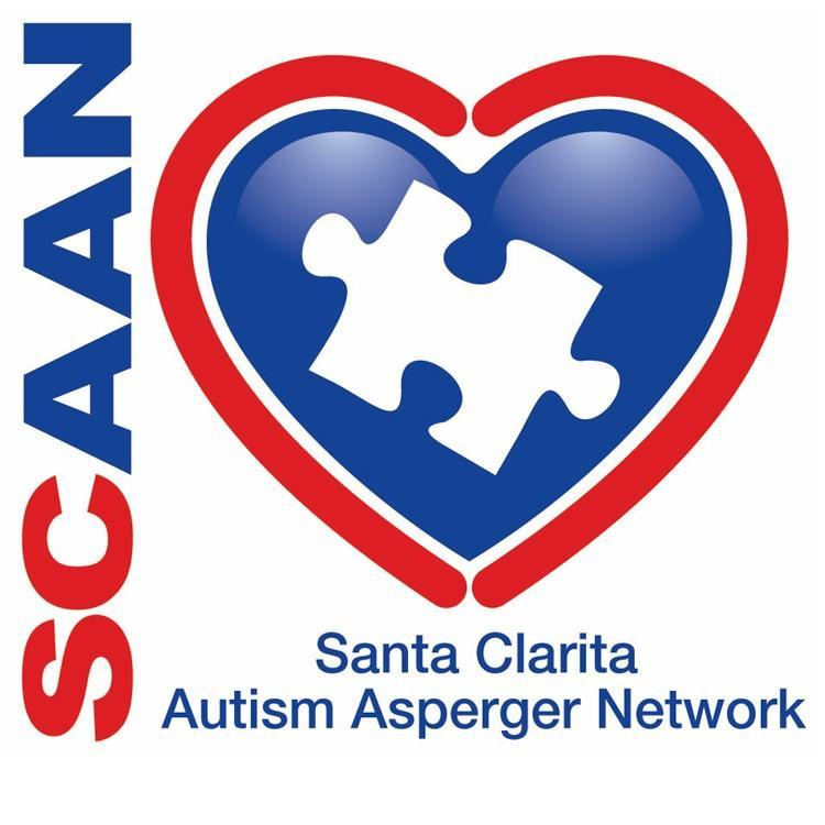 Santa Clarita Autism Asperger Network logo