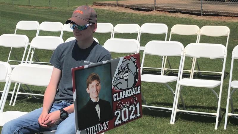 CHS Class of 2021 Senior Jordan Kemble