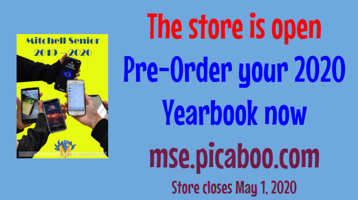 Preorder your yearbook now
