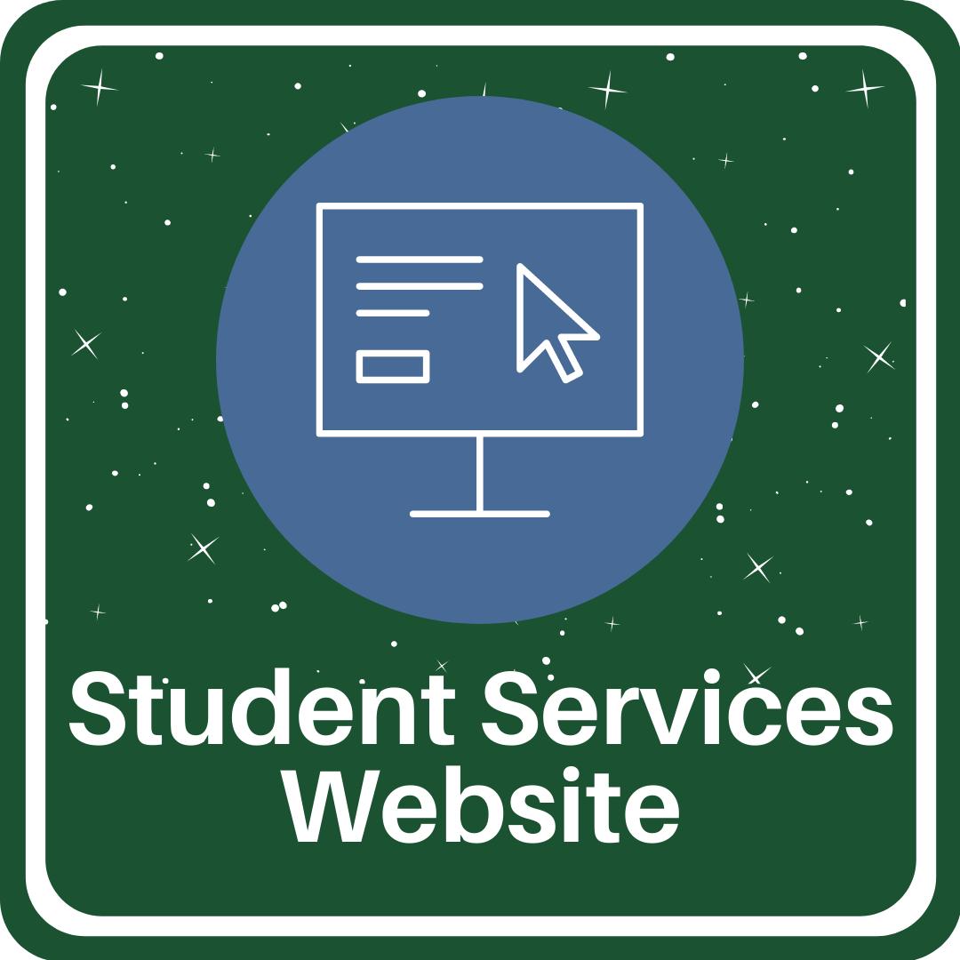 student services website