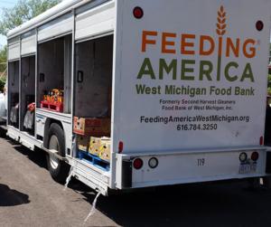 Feeding America Food Truck