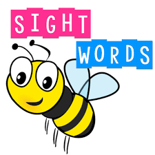 Sight Words – Mrs. Sheila Hacker – Butterfield Elementary