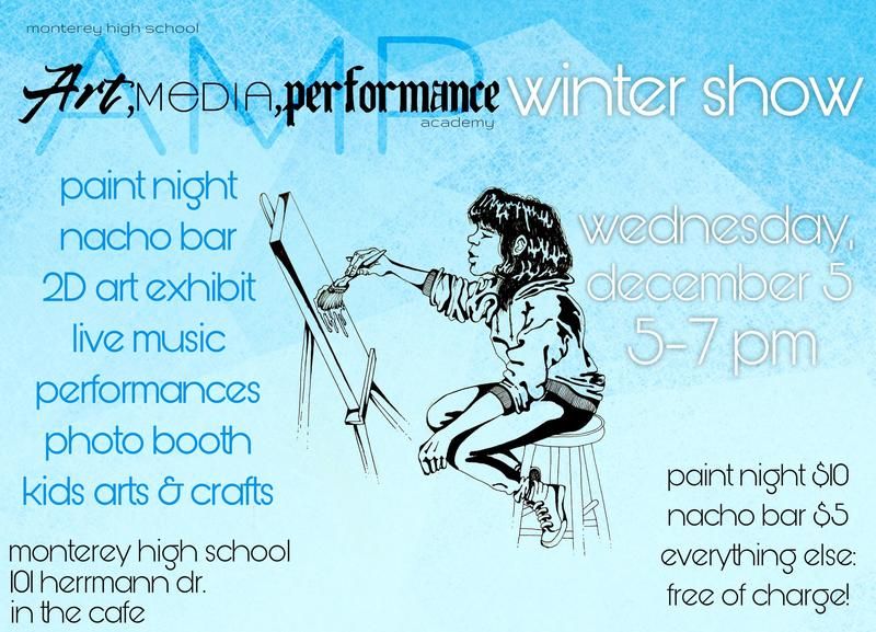 AMP Winter Show