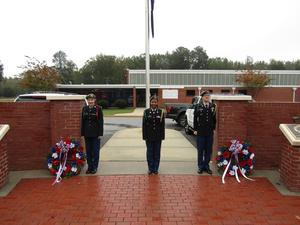 Lexington Three Honors Veterans With Special Programs