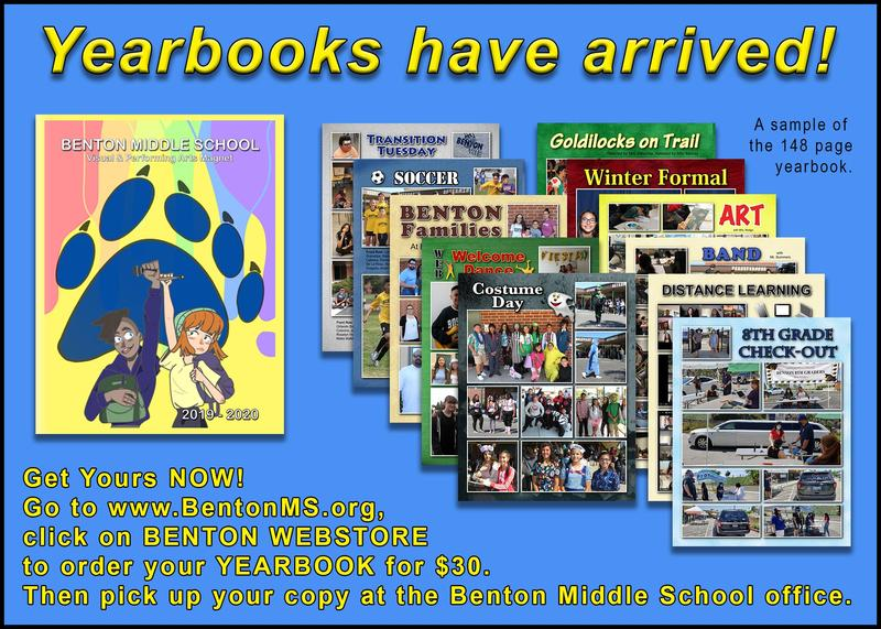 Yearbooks Have Arrived.  Click Here to see a preview! Featured Photo
