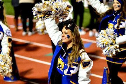 FHS Cheerleader of the Year