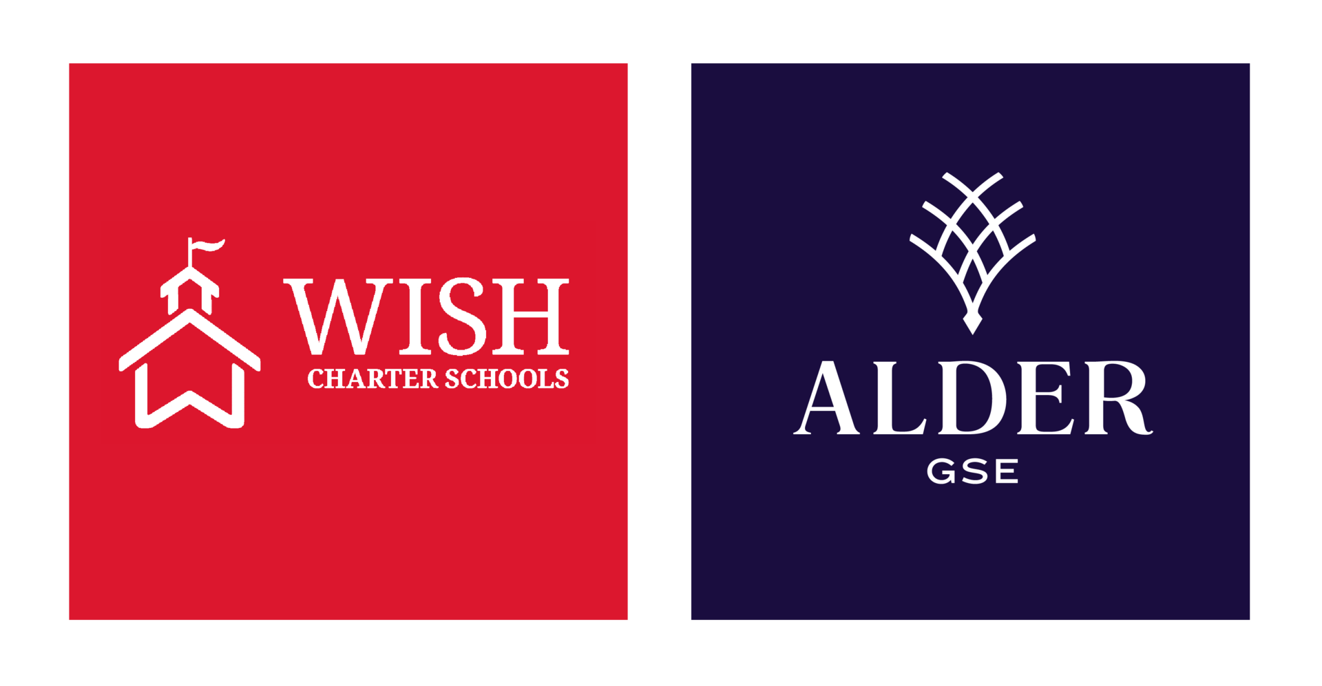 WISH Charter Schools Teacher Residency at Alder GSE logo