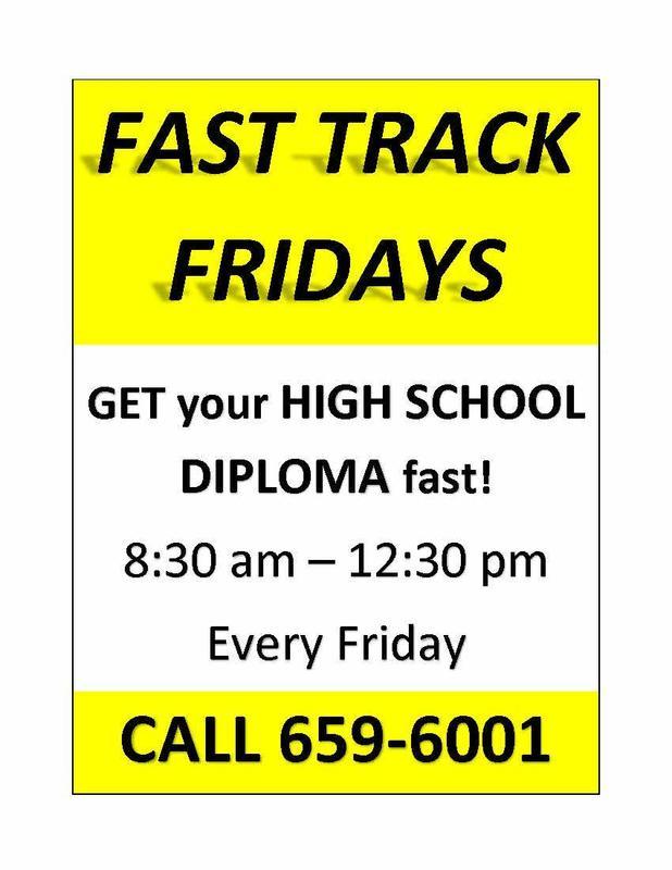 Fast Track Fridays image