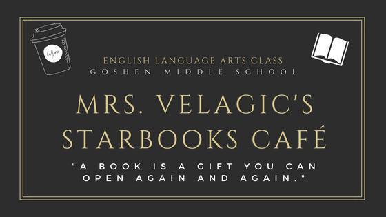Mrs. Velagic's ELA Class