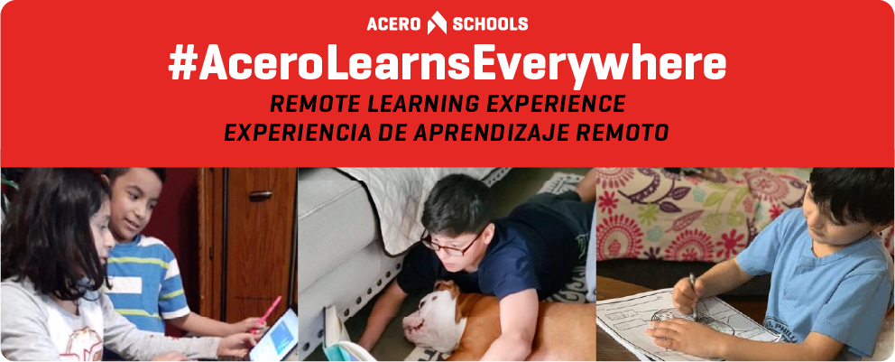 #AceroLearnsEverywhere