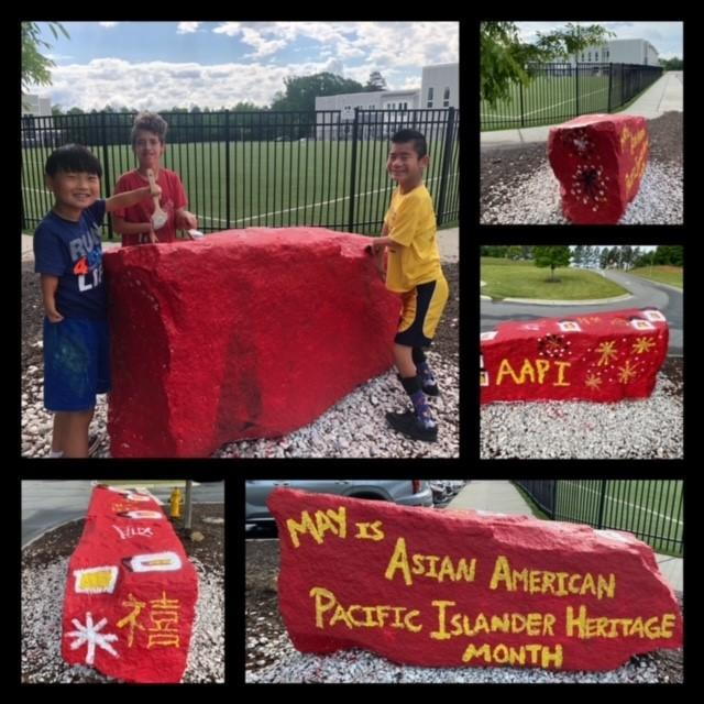 Asian American Pacific Islander Heritage Month Featured Photo