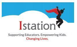 Istation logo, Supporting Educators, Empowering Kids. Changing Lives