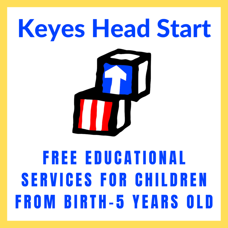 Keyes Head Start Preschool and Home Based Early Head Start FREE Educational Services for children from Birth -5 years old Featured Photo