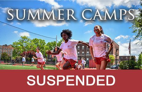 Summer Camps 2020 Suspended Featured Photo