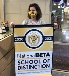 National Beta award