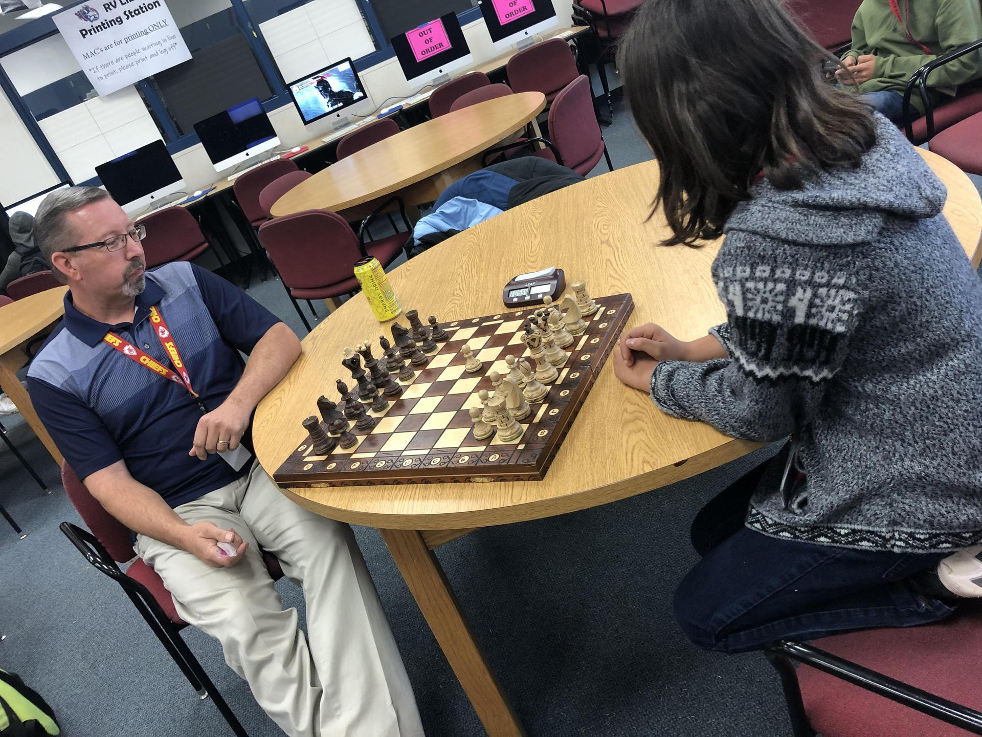Fall Chess Tournament
